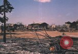 Image of burned-out area Song Mao Vietnam, 1962, second 5 stock footage video 65675075388