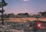 Image of burned-out area Song Mao Vietnam, 1962, second 7 stock footage video 65675075388