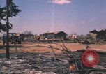 Image of burned-out area Song Mao Vietnam, 1962, second 8 stock footage video 65675075388