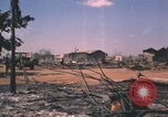 Image of burned-out area Song Mao Vietnam, 1962, second 10 stock footage video 65675075388