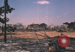 Image of burned-out area Song Mao Vietnam, 1962, second 11 stock footage video 65675075388
