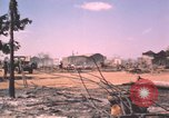 Image of burned-out area Song Mao Vietnam, 1962, second 12 stock footage video 65675075388