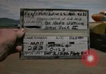 Image of United States Air Force officers Da Nang Vietnam, 1962, second 1 stock footage video 65675075394