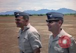 Image of United States Air Force officers Da Nang Vietnam, 1962, second 7 stock footage video 65675075394