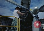 Image of United States airmen Da Nang Vietnam, 1962, second 5 stock footage video 65675075395