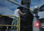 Image of United States airmen Da Nang Vietnam, 1962, second 6 stock footage video 65675075395