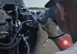 Image of United States airmen Da Nang Vietnam, 1962, second 7 stock footage video 65675075395