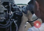 Image of United States airmen Da Nang Vietnam, 1962, second 8 stock footage video 65675075395