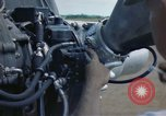 Image of United States airmen Da Nang Vietnam, 1962, second 9 stock footage video 65675075395