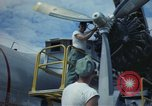 Image of United States airmen Da Nang Vietnam, 1962, second 11 stock footage video 65675075395