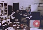 Image of crime laboratory analyst United States USA, 1969, second 2 stock footage video 65675075434