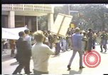 Image of Ku Klux Klan members Mobile Alabama USA, 1977, second 2 stock footage video 65675075441