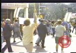 Image of Ku Klux Klan members Mobile Alabama USA, 1977, second 5 stock footage video 65675075441