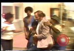 Image of Ku Klux Klan members Mobile Alabama USA, 1977, second 4 stock footage video 65675075442