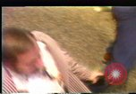 Image of Ku Klux Klan members Mobile Alabama USA, 1977, second 7 stock footage video 65675075442