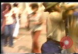 Image of Ku Klux Klan members Mobile Alabama USA, 1977, second 10 stock footage video 65675075442