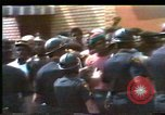 Image of African Americans protest KKK Mobile Alabama USA, 1977, second 1 stock footage video 65675075443