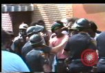 Image of African Americans protest KKK Mobile Alabama USA, 1977, second 2 stock footage video 65675075443