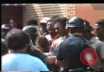 Image of African Americans protest KKK Mobile Alabama USA, 1977, second 3 stock footage video 65675075443
