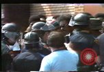 Image of African Americans protest KKK Mobile Alabama USA, 1977, second 6 stock footage video 65675075443