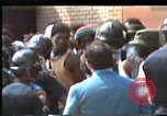Image of African Americans protest KKK Mobile Alabama USA, 1977, second 8 stock footage video 65675075443