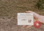 Image of Tiger Division Korean soldiers Vietnam, 1968, second 4 stock footage video 65675075479
