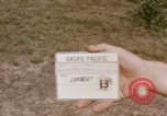 Image of Tiger Division Korean soldiers Vietnam, 1968, second 11 stock footage video 65675075479