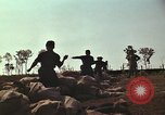 Image of Montagnard soldiers Bu Gia Vietnam, 1963, second 4 stock footage video 65675075481