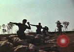 Image of Montagnard soldiers Bu Gia Vietnam, 1963, second 5 stock footage video 65675075481