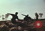 Image of Montagnard soldiers Bu Gia Vietnam, 1963, second 8 stock footage video 65675075481