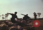 Image of Montagnard soldiers Bu Gia Vietnam, 1963, second 9 stock footage video 65675075481