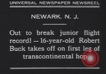Image of Robert Buck Newark New Jersey USA, 1930, second 2 stock footage video 65675075492