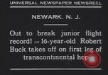 Image of Robert Buck Newark New Jersey USA, 1930, second 3 stock footage video 65675075492