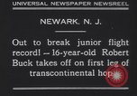 Image of Robert Buck Newark New Jersey USA, 1930, second 6 stock footage video 65675075492