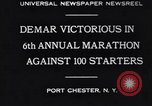 Image of Clarence DeMar Port Chester New York USA, 1930, second 4 stock footage video 65675075509