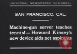 Image of Howard Kinsey San Francisco California USA, 1930, second 1 stock footage video 65675075511