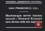 Image of Howard Kinsey San Francisco California USA, 1930, second 3 stock footage video 65675075511