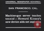 Image of Howard Kinsey San Francisco California USA, 1930, second 6 stock footage video 65675075511