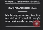 Image of Howard Kinsey San Francisco California USA, 1930, second 7 stock footage video 65675075511