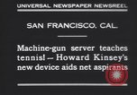 Image of Howard Kinsey San Francisco California USA, 1930, second 8 stock footage video 65675075511