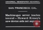 Image of Howard Kinsey San Francisco California USA, 1930, second 9 stock footage video 65675075511