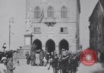 Image of marching troops Republic of San Marino, 1930, second 10 stock footage video 65675075514