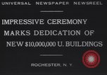 Image of Rush Rhees Rochester New York USA, 1930, second 9 stock footage video 65675075516