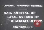 Image of Pierre Laval New York United States USA, 1931, second 2 stock footage video 65675075517