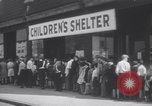 Image of free meals for children during great depression Chicago Illinois USA, 1931, second 11 stock footage video 65675075518