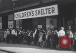 Image of free meals for children during great depression Chicago Illinois USA, 1931, second 12 stock footage video 65675075518
