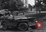 Image of Dwight Eisenhower France, 1944, second 12 stock footage video 65675075526