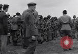 Image of United States paratroopers United Kingdom, 1944, second 7 stock footage video 65675075531