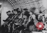 Image of United States paratroopers Pacific Theater, 1943, second 4 stock footage video 65675075534