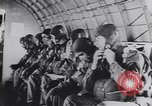 Image of United States paratroopers Pacific Theater, 1943, second 5 stock footage video 65675075534